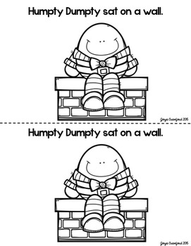 Nursery Rhymes: Humpty Dumpty