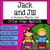 Nursery Rhymes: Jack and Jill