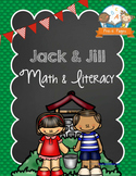 Nursery Rhymes: Jack and Jill Literacy and Math Activities