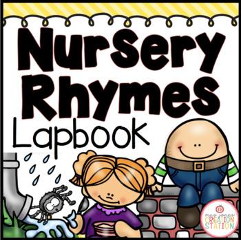 Nursery Rhymes Lapbook