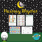 Nursery Rhymes Literacy & Numeracy Package - btsdownunder