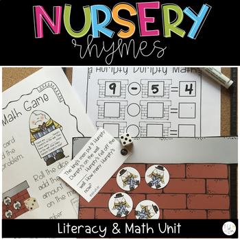 Nursery Rhymes: Literacy and Math Unit