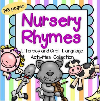 Nursery Rhymes Literacy and Oral Language Activities