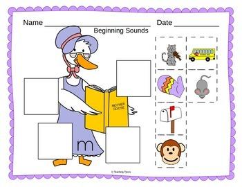 Nursery Rhymes Activities