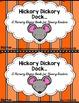 Nursery Rhymes Mini Book: Hickory Dickory Dock