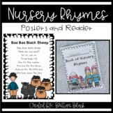 Nursery Rhymes Posters and Reader