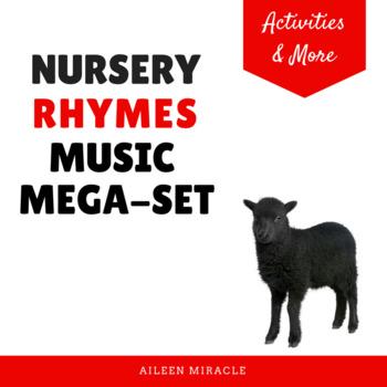 Nursery Rhymes Music Mega-Set