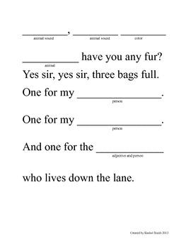 Nursery Rhymes Phonic Practice