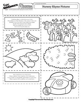 Nursery Rhymes Pictures