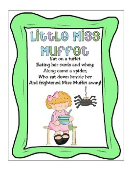 Nursery Rhymes: Poems and Little Books Set 2