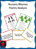 Nursery Rhymes Poetry Activities