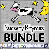 Nursery Rhymes Bundle: Poetry Book & Emergent Readers Set