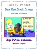 Nursery Rhymes - Poetry Packet