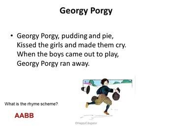 Nursery Rhymes PowerPoint