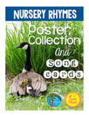 Nursery Rhymes Poster Collection and Song Cards