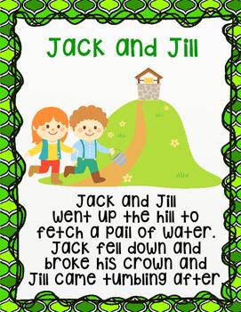 Nursery Rhymes Posters