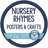 Nursery Rhymes Posters and Craftivities