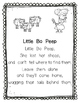 Nursery Rhymes:  Posters or Personal Reader Pages