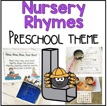 Nursery Rhymes Prechool Pack
