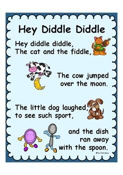 Nursery Rhymes Posters - Nursery Rhymes and songs for ...