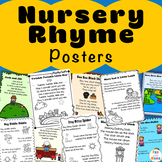 Nursery Rhymes Printables - Posters