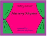Nursery Rhymes Reading andWriting Center-Poetry