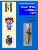 Nursery Rhymes Retelling Props