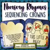 Nursery Rhymes Sequencing Crowns