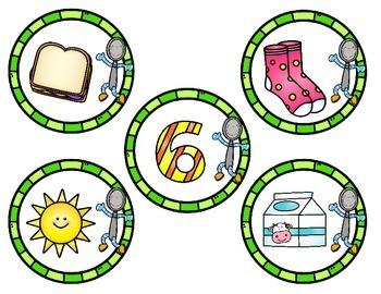 Nursery Rhymes Set #1