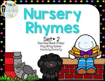 Nursery Rhymes Set #2