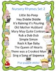 Nursery Rhymes Set 2