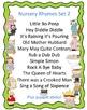 Nursery Rhymes Set 2
