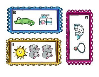 Nursery Rhymes Set #3