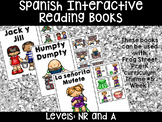Nursery Rhymes Spanish Interactive Reading Books Can Be Used With Frog Street