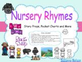Nursery Rhymes Story Props Pocket Charts and More Baa Baa Black Sheep