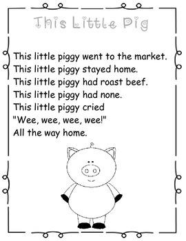 Nursery Rhymes Student Book