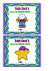 Nursery Rhymes - Task Cards
