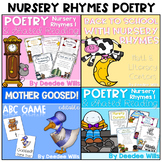 Nursery Rhymes Poetry-The BUNDLED Set