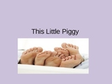 Nursery Rhymes: This Little Piggy and Diddle Diddle Dumpling