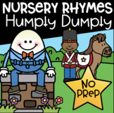 Humpty Dumpty Nursery Rhymes Package with Posters, Readers and more!