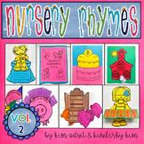 Nursery Rhymes Volume 2 by Kim Adsit and KinderByKim