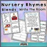 Nursery Rhymes Blends Write the Room