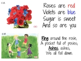 Nursery Rhymes and Fables Mini Posters - CKLA Knowledge Un