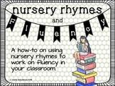 Fluency with Rhymes (Nursery Rhymes)