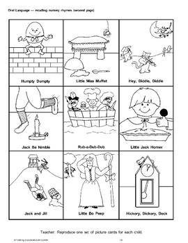 Nursery Rhymes and Poetry