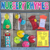 Nursery Rhymes by Kim Adsit and KinderByKim