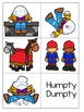 Nursery Rhymes for Guided Reading