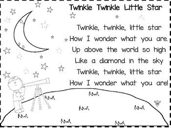 Nursery Rhymes for Kindergarten