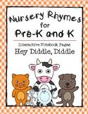 Nursery Rhymes: Hey Diddle, Diddle
