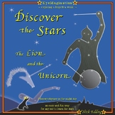 Nursery Rhymes in the night sky: The Lion and the Unicorn.
